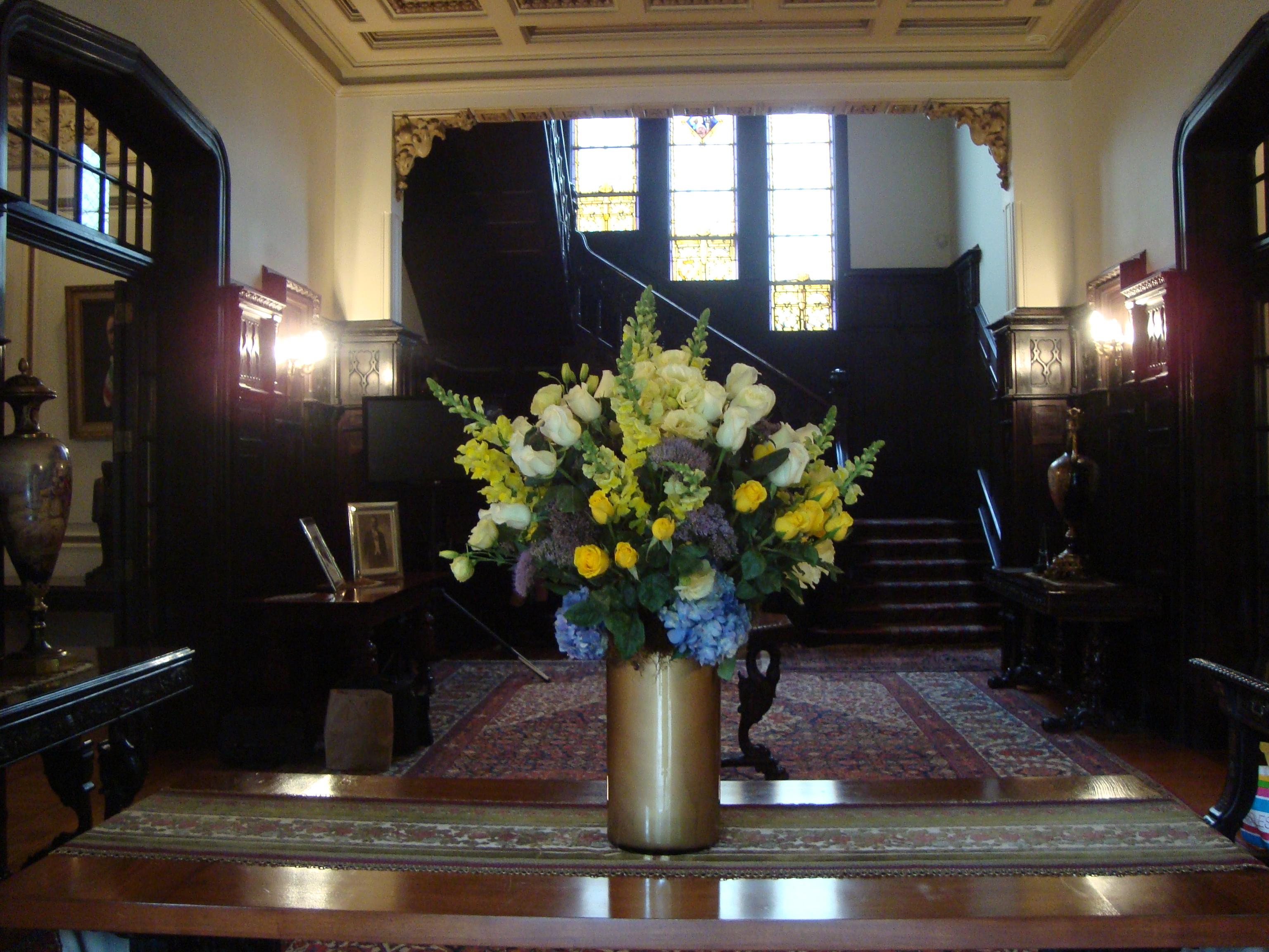 Arreglos florales para eventos corporativos - Casa para fiesta ...