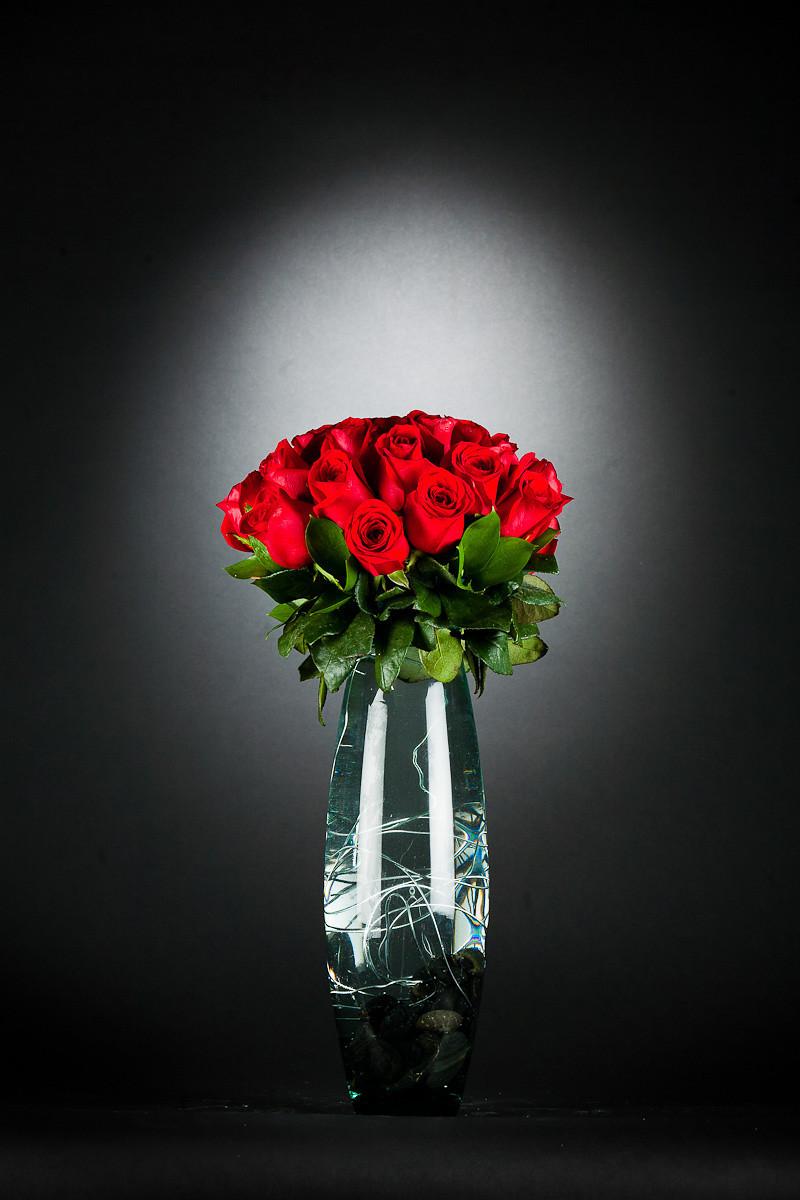 arreglos florales con rosas rojas (2)