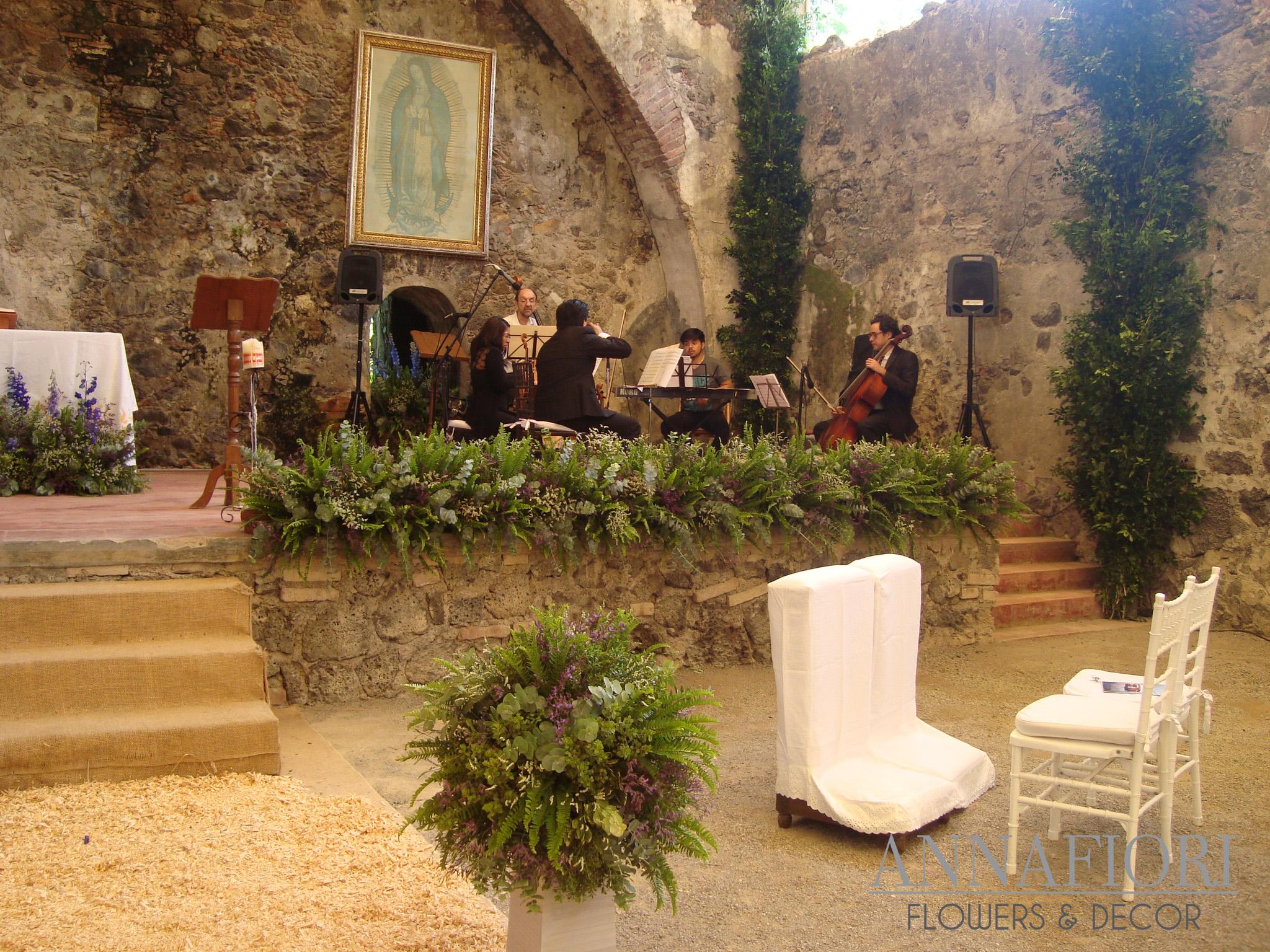 Decoracion Altar Iglesia ~ Decoraci?n de bodas vintage  Annafiori