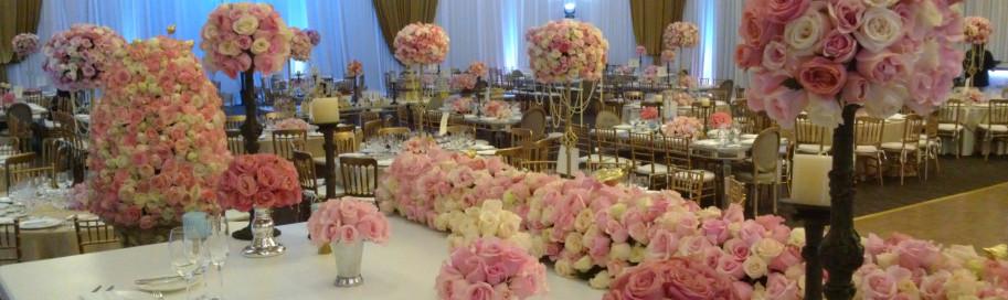 Arreglos florales para bodas for Arreglos florales para boda en jardin